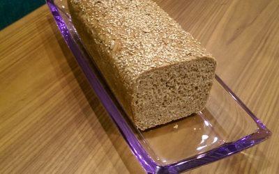 Dinkelvollkorn-Brot